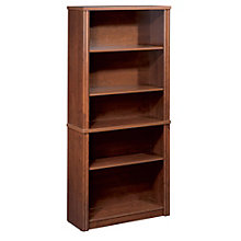 Embassy Five Shelf Bookcase, BES-60700