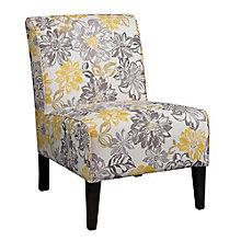Bridey Armless Fabric Chair, 8805177