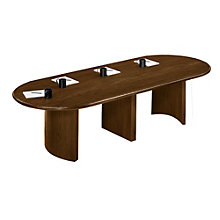 Contemporary 10' Oval Conference Table, 8802866