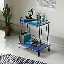 Eden Rue Two Shelf Rectangular Accent Table , 8807657