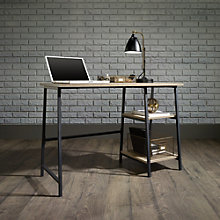 """North Avenue Compact Two Shelf Desk - 42""""W, 8807669"""