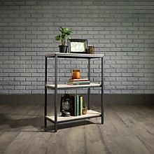 """North Avenue Three Shelf Bookcase - 30.5""""H, 8807678"""