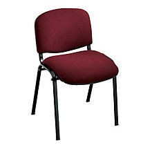 Armless Stack Chair with Oversized Seat, ERC-E19350