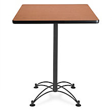 "Square Cafe Table - 30"" x 30"", OFM-CBLT30SQ"