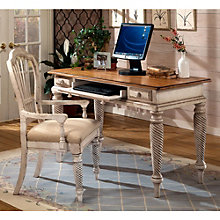 "Wilshire Writing Desk - 54""W, 8803906"