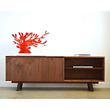 "Two Door Storage Credenza - 72""W, 8804837"