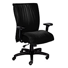 Folio High Back Leather Executive Chair, RMT-LE9380