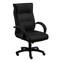 Folio High Back Leather Executive Chair, RMT-LE9408