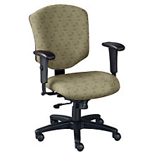 Mid Back Ergonomic Computer Chair, OFF-41573A