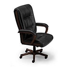 Faux Leather Chairs - Set of 4, TRU-10645