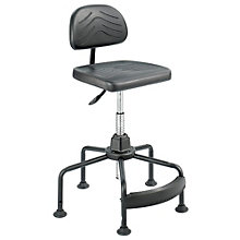 TaskMaster Economy Industrial Chair in Polyurethane, 8802466