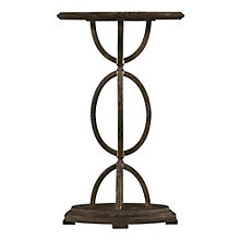 "Coastal Living Resort Round End Table - 14""W, 8804763"