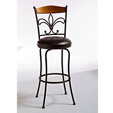 Colfax Bar Height Swivel Stool, 8803908