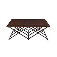 "Villa Couture Rocco Cocktail Table - 54""W, 8804792"