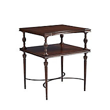 "Villa Couture Catarina End Table - 23""W, 8804794"