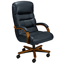 Horizon High Back Leather Executive Chair, SIC-92123