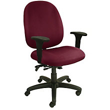 High Back 24-Hour Ergonomic Task Chair, ERC-E52884-A1075XL