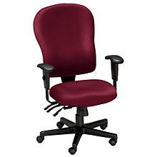 High Back Fabric Ergonomic Computer Chair, RMT-FT4080
