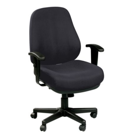 24 hour heavy duty ergonomic task chair