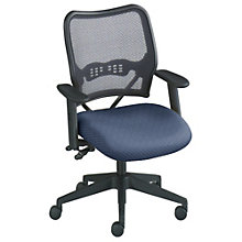 Mid-Back Fabric and Mesh Ergonomic Computer Chair, NBF-137N9WA