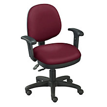 Low Back Ergonomic Task Chair, ERC-01797