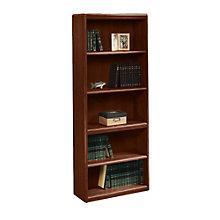 Cornerstone Five Shelf Bookcase, SAU-7395-105