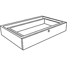 Causeway Center Drawer, 8802381