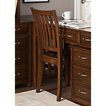 Hampton Bay Cherry School House Chair, LIE-718-HO195