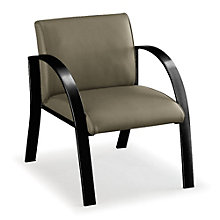 400 lb Capacity Guest Chair in Vinyl, NBF-E18911