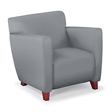 Edge Fabric Club Chair, NBF-SF8471