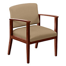 Amherst Big and Tall Vinyl Guest Chair, LES-K1601G5V