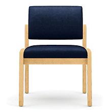 Lenox Armless Fabric Guest Chair, 8802891