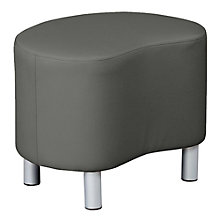 "Small Seat in Faux Leather - 24""W x 18""D, 8804268"