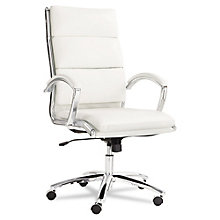 Neratoli High-Back Chair in Vinyl , 8801292