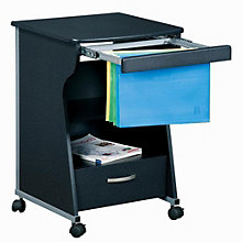 "Open Mobile File Cabinet- 19""W, 8801309"