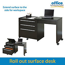 """Side Extending Desk- 30""""W, 8801730"""