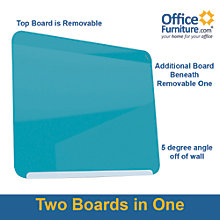 "LINK Two In One Board - 30""W x 24""H , 8802234"