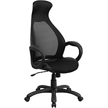 Southport High Back Executive Chair in Mesh with Headrest, 8803011