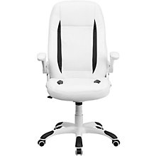 Elmwood High-Back Computer Chair in Bonded leather, 8803018