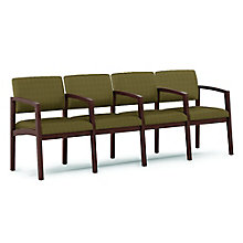 Lenox Four Seater with Center Arms in Designer Upholstery, 8803938