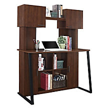 Blackburn Collection Contemporary Desk with Hutch, 8803952
