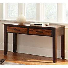 Abaco Two Drawer Sofa Table, 8806906
