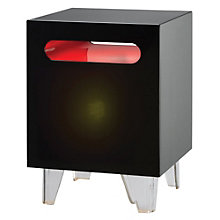 Nebula Modern Lighted End Table, 8801546