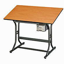 CraftMaster Junior Drafting Table, ALV-CM30-3-WBR