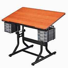 CraftMaster Deluxe Drafting Table, ALV-CM40-3-WBR