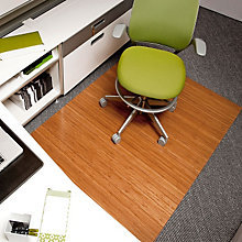 """48"""" x 60"""" Roll-Up Bamboo Mat - 8mm Thick, ANJ-AMB2402"""