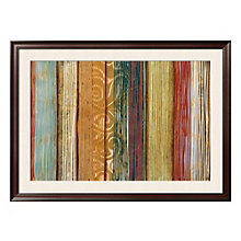 "Framed 43"" x 33"" Illusion Print by Susan Hayes, ARS-10404"