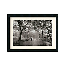 Framed Photography Print- Poet's Walk by Henri Silberman, 8801437