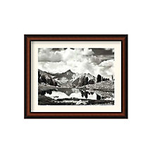 Framed Photography Print- Mount Clarence King by Ansel Adams, 8801441