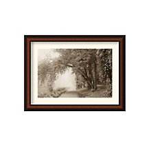 Framed Photography Print- Fog III by Igor Svibilsky, 8801443